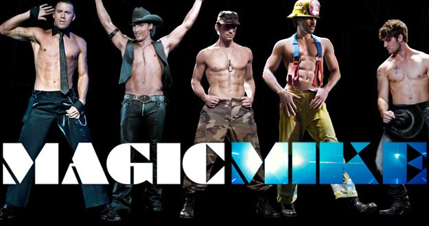 La colonna sonora del film Magic Mike