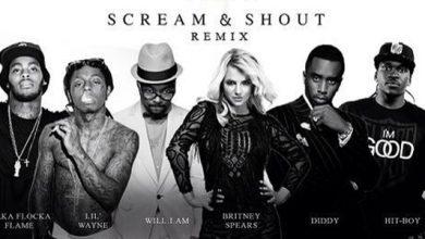"""Photo of """"Scream And Shout"""" di Will.I.Am e Britney Spears: il remix ufficiale"""