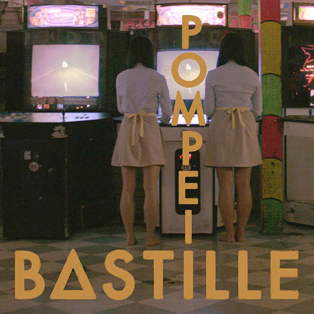 bastille pompeii single cover video testo traduzione Pompeii di Bastille