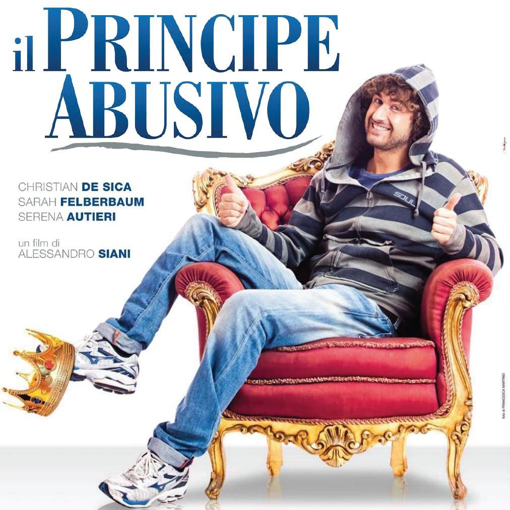 La colonna sonora dle nuovo film di alessandro siani il principe abusivo solo su themusik!