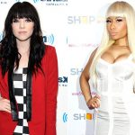 """Tonight I'm Getting Over You"" di Carly Rae Japsen (Nicki Minaj remix)"
