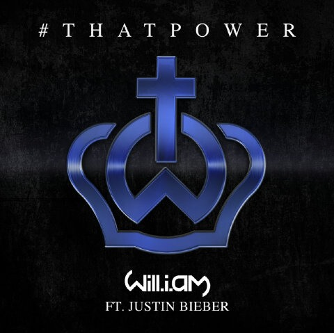 Will I Am e Justin Bieber con The Power