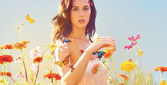 Katy Perry e l'album Prism