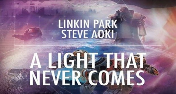 """A Light That Never Comes"" dei Linkin Park e Steve Aoki"